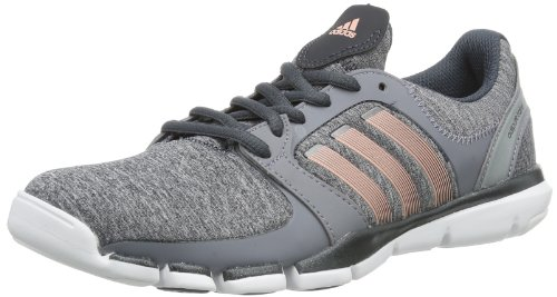 Heather Metallic Trainer Adipure dark Hallenschuhe Carbon Grey Adidas Glow Grau 360 Coral Damen F32429 RBqxnzpw