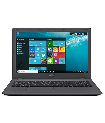 Acer Aspire E E5-573-36RP Laptop (Windows 10, 4GB RAM, 1000GB HDD) Charcoal Grey Price in India