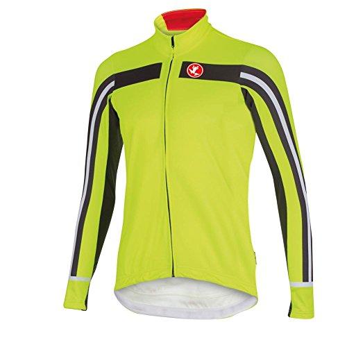 Uglyfrog HDWLJ05 Radsport Trikots Lange Ärmel Sport & Freizeit Winter Pro - Thermo Herren-Fahrrad-Jersey - Lang-Ärmel-Slim-Fit-Fahrrad/MTB-Shirt -