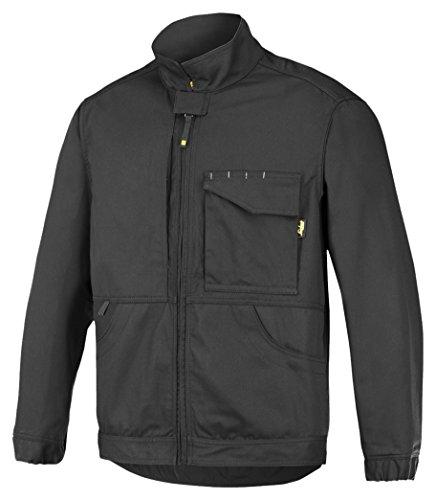 73 Service Jacke schwarz Gr. M, 5 ()