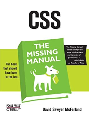 CSS: The Missing Manual: The Missing Manual
