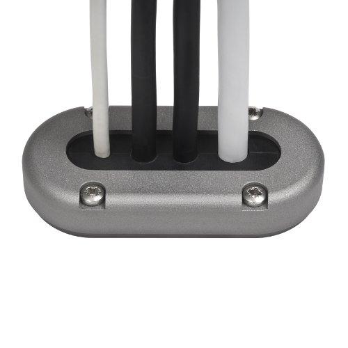Scansturt Scanstrut-Deckkabeldichtung für mehrere Kabel, bis zu 0,18 mm - grau -