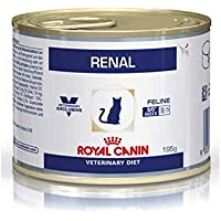 Royal Canin Renal Boîte Nourriture pour Chat 195 g