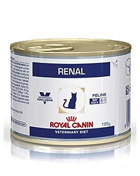 Royal Canin Renal Boîte Nourriture pour Chat 195 g