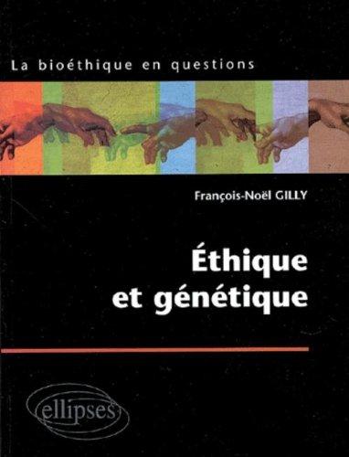 Ethique et génétique