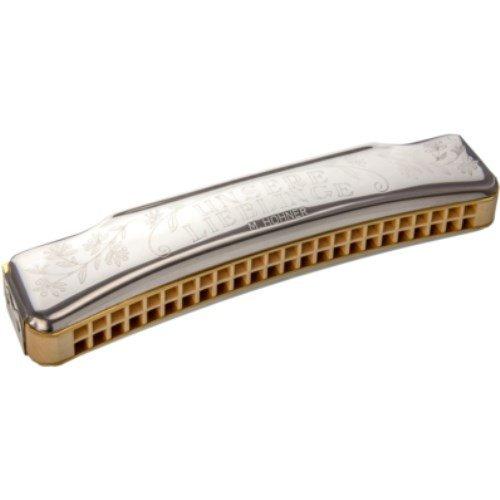 Hohner M733201 Unsere Lieblinge 48 C Mundharmonika