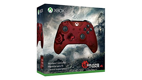 xbox-wireless-controller-gears-of-war-4-crimson-omen-limited-edition
