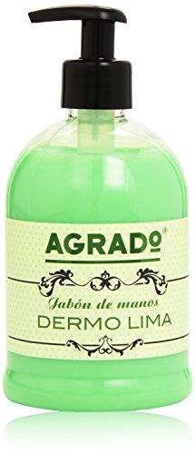 AGRADO - JABON MANOS liquido lima 500 ml-unisex