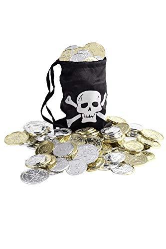 Smiffys Bolsa de Monedas Pirata