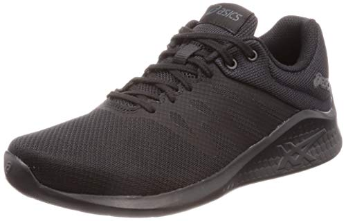 17c7219438203 Amazon Cashback or Rewards Gift Offers - ASICS Men's Comutora Black Running  Shoes-10 UK/India (45 EU) (11 US) (1021A046.001)
