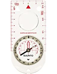 Suunto A-30 Nh Metric Compass - Brújula, color blanco