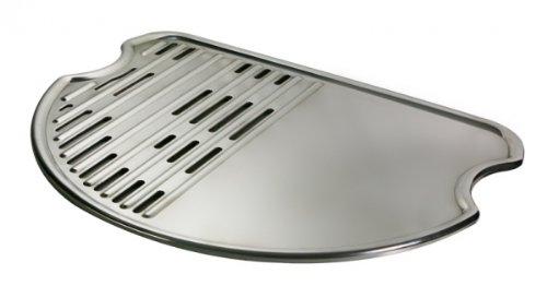 O-Grill Edelstahl-Grillplatte zu 800T