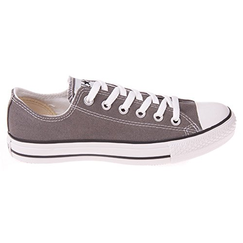 Converse - 15490 - Chuck Taylor All Star Mono Ox - Baskets Basses - Mixte Adulte Charbon
