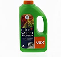 Vax Ultra Plus Carpet Cleaning Solution,Rose Burst Scent, 1.5 L