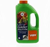 Vax Ultra Plus Carpet Cleaning Solution,Rose Burst Scent, 1.5 L
