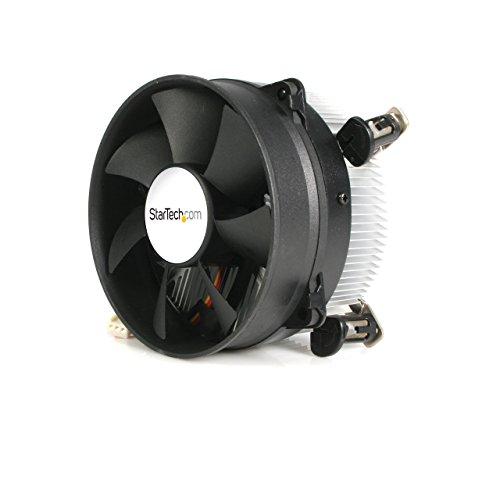 StarTech.com Prozessorkühler Sockel 775 - CPU Kühler für Socket 775 mit 3-pin Molex und 95mm Lüfter