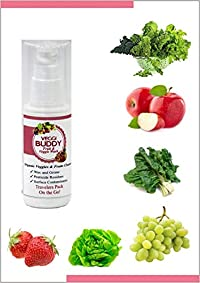 VEGGI BUDDY - Fruit & Veggie Wash (50 ml)
