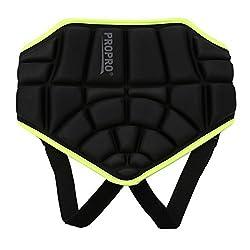 3D Protection Hip Padded Shorts Adjustable Children Butt Pad for Skate Ski Skateboard Snowboard