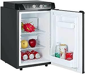 Wohnmobil Kühlschrank Leisure 43 L 3 Wege Absorberkühlschrank Schwarz Auto