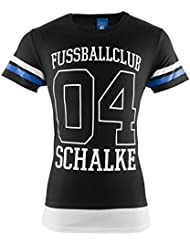 FC Schalke 04College–Camiseta, negro