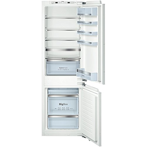 Bosch KIN86AD30G White, Logixx, A++ Energy Rating, 56cm wide, Integrated Frost Free Fridge Freezer lowest price