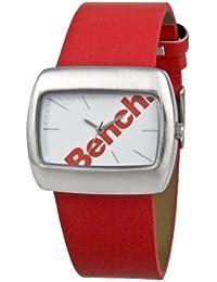 Bench BC0346RD - Reloj de mujer de cuarzo color rojo