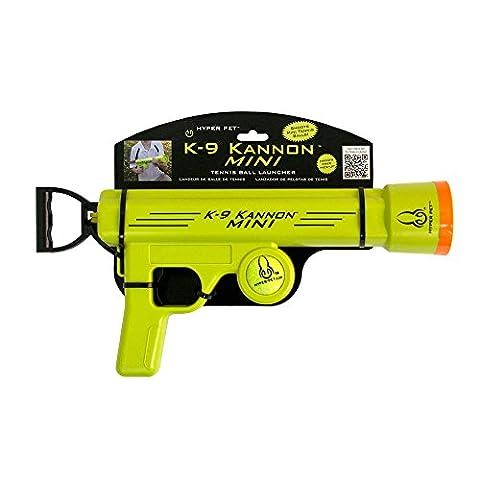 HYPER PET K-9 Kannon Fusil Lanceur de Balle Mini pour Chien
