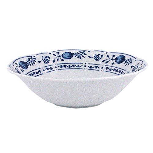 Eschenbach 13503806706197 rongeurs Bol de 19 cm en porcelaine rond Zwiebelmuster