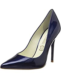 Buffalo London Damen 11335x-269 L Met Patent Pumps