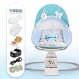 Chaise De Bascule Pour Enfants Wbdd 0-3 Ans Bébé Bébé Électrique Cradle Pacifier...
