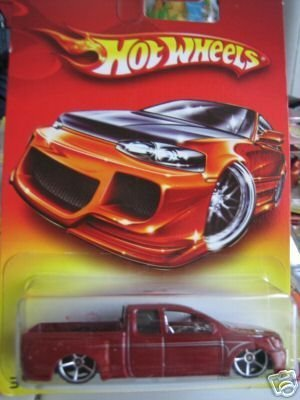 mattel-hot-wheels-2007-red-card-164-scale-red-slammed-nissan-titan-die-cast-car-by-mattel