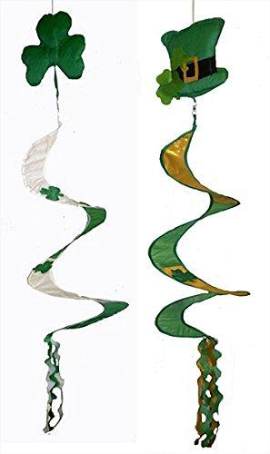 st-patricks-days-shamrock-swirly-decorations-pack-of-2