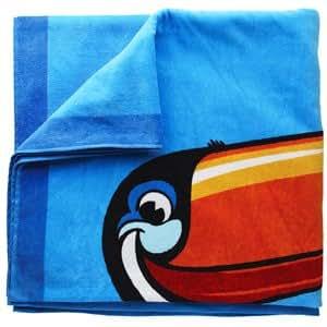 Guinness Toucan Beach Towel 65 x 34
