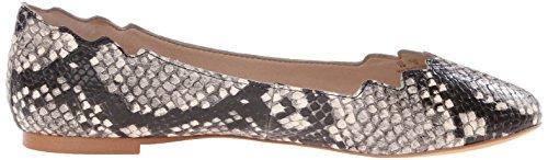 Sam Edelman Augusta Cuir Chaussure Plate Pty Snkprt
