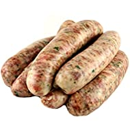 Lidgate's Cumberland with Wild Garlic Sausages, 500 g