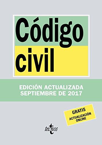 Código Civil (Derecho - Biblioteca De Textos Legales)