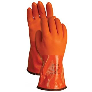 Showa Atlas 460 Vinylove Cold Resistant Insulated Gloves - Large by Showa