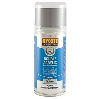 Hycote Rover Gunmetal Metallic Touch Up Aerosol, 150ml