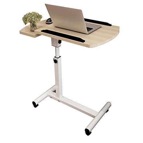 LXRZLS Krankenhaus kleine Tisch Sofa Tisch tragbare Bett Schreibtisch Schulbank Bar Höhe Tisch Picknick im Freien Tisch (Color : A) -