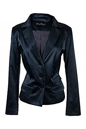 Young Couture by Barbara Schwarzer Blazer Cocktail