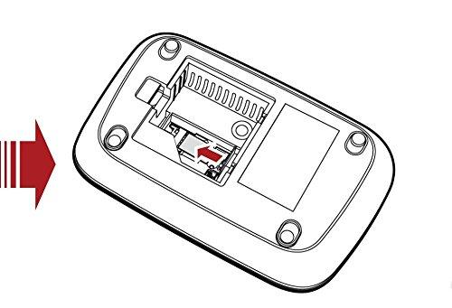 Huawei - Teléfono inalámbrico fijo GSM/3G F688, - funciona con todas las SIM de todos los operadores móviles, - para eliminar la linea fija