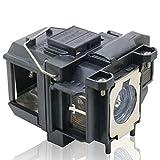 Starlight Lampada per Proiettore ELPLP67 V13H010L67 Compatibile con Epson EB-X02 EB-S02 EB-W02 EB-W12 EB-X12 EB-S12 EB-X11 EB-W16 EB-X14 X14G S11 S11H SXW11 EB-S12 EX3210 EX5210 EX7210 Videoproiettore