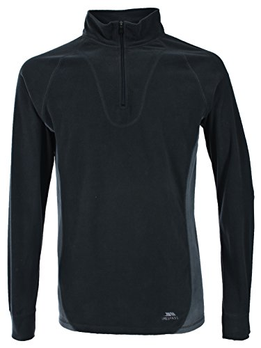 Trespass Herren Thriller 1 x Base Layer Set M/L Black X Thermal Base-layer Hose
