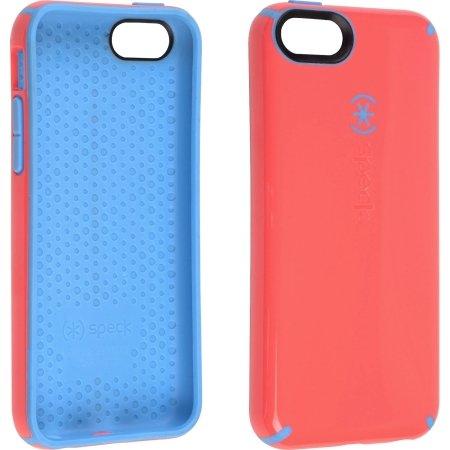 Speck SPK-spk-a2499CandyShell Schutzhülle für iPhone 5C-Speck Retail Verpackung-Splash Pink/Lagune Blau