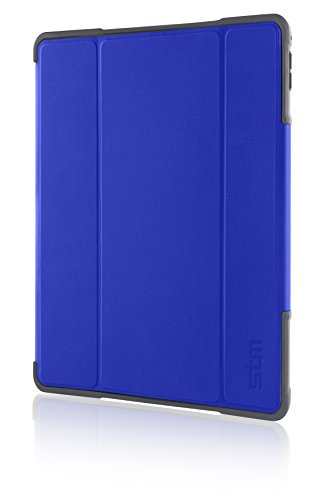 STM Bags Dux Plus Cover per iPad Pro 9.7, Blu