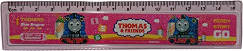 thomas-the-tank-engine-15cm-ruler-pink