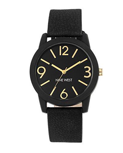 Nine West Damen-Armbanduhr NW/1930BKBK