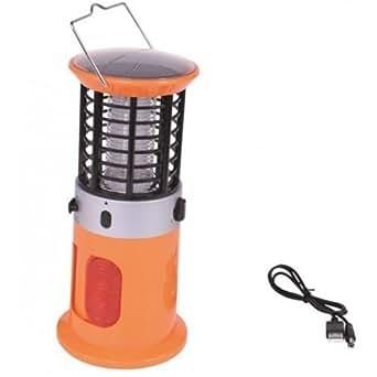 lampe torche de camping solaire rechargeable avec destructeur d 39 insecte et moustique. Black Bedroom Furniture Sets. Home Design Ideas