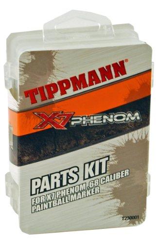Tippmann X7 Phenom - Juego de piezas de repuesto universal para marcadoras de paintball