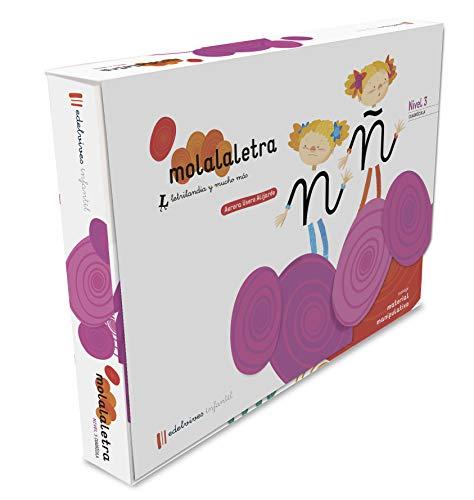 Molalaletra - Nivel 3 - 5 años (Cuadrícula)